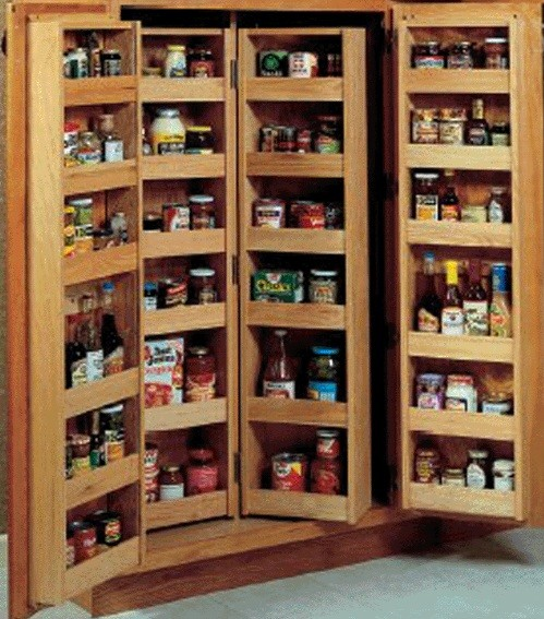 Pantry Shelving Units Smart Home Storage Interiors