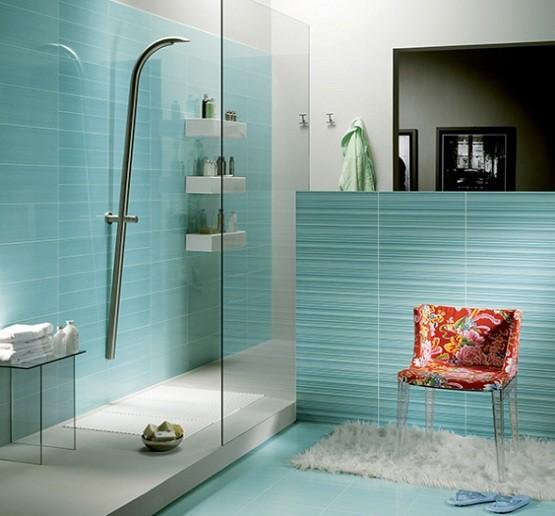 Modern Small bathroom tile designs ideas | Home Interiors on Small Space Small Bathroom Tiles Design  id=67255