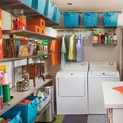 Small Laundry Room Organization Ideas   Home Decor Ideas on Small Laundry Room Organization Ideas  id=28457