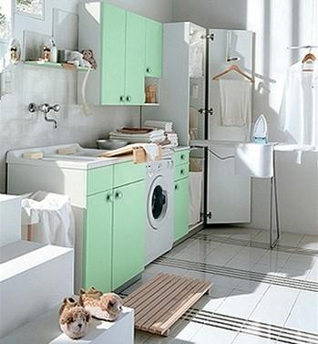 Simple small laundry room organization ideas   Home Interiors on Small Laundry Room Organization Ideas  id=95033