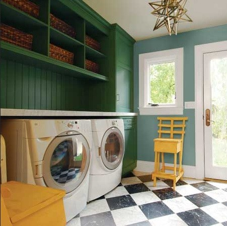 laundry room paint color ideas for an inviting space on paint for laundry room floor ideas images id=71817