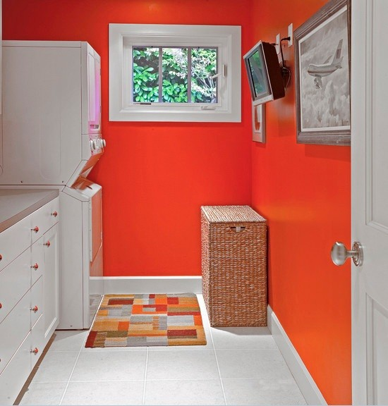laundry room paint color ideas for an inviting space on paint for laundry room floor ideas images id=48770