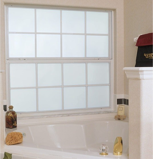 frosted glass bathroom windows | home interiors