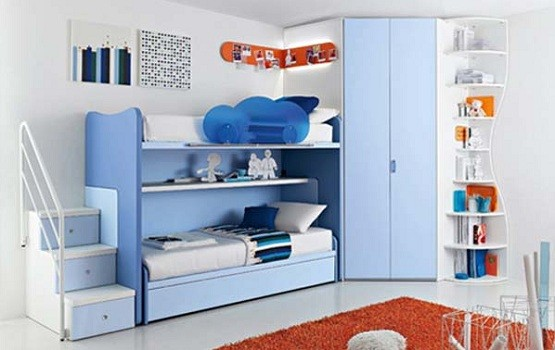 kids bedroom sets for boys, make it more colorful | home interiors