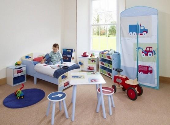 minimalist toddler boy bedroom decor