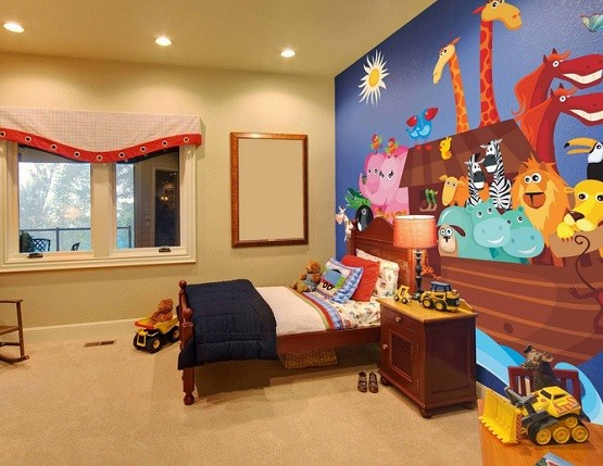 Awesome and Charming Toddler Boy Bedroom Ideas | Home ...