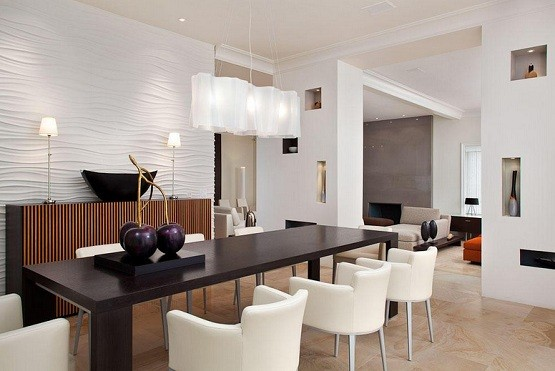 Light Fixtures For Dining Room: Various Type And Design