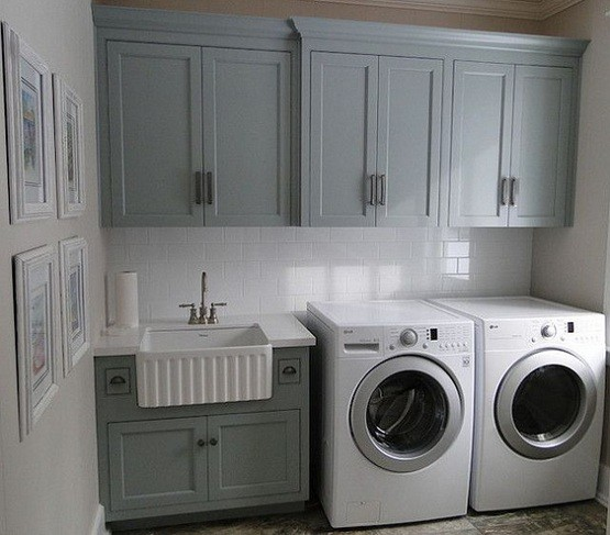 Laundry Room Cabinet Ideas: Tips & Advice   Home Interiors on Laundry Cabinet Ideas  id=48440
