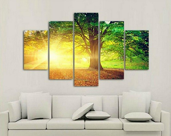 Creative Wall Art Ideas for Living Room Decoration | Home ... on Creative Living Room Wall Decor Ideas  id=90078