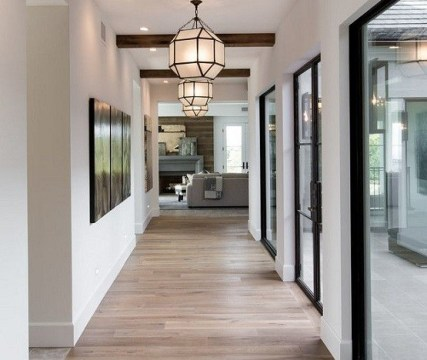Hallway Ceiling Light To Increase the Look   Home Interiors hallway ceiling light ideas with unique light fixture