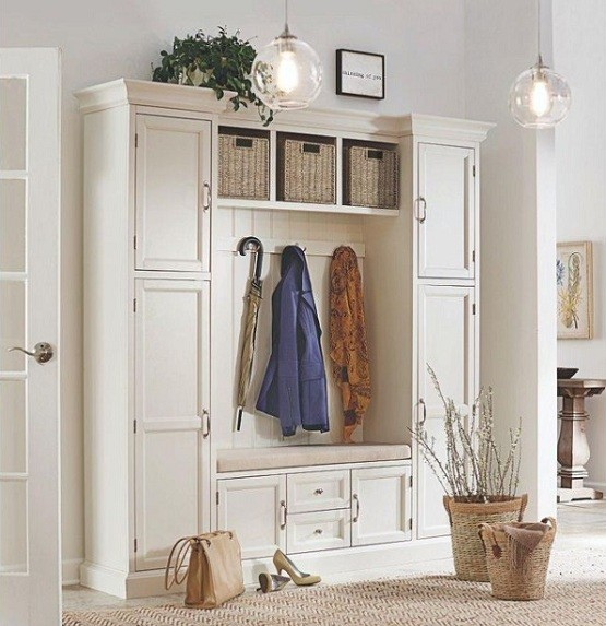 Hall Trees Entry Hallway Furniture Ideas For Your House Home Interiors