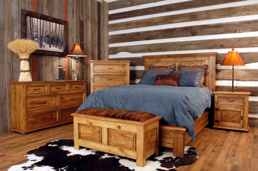 rustic western bedroom furniture to transform your bedroom | home
