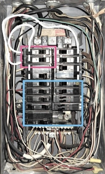 Split Bus Electrical Panels – Home Inspections | Spokane, WA on