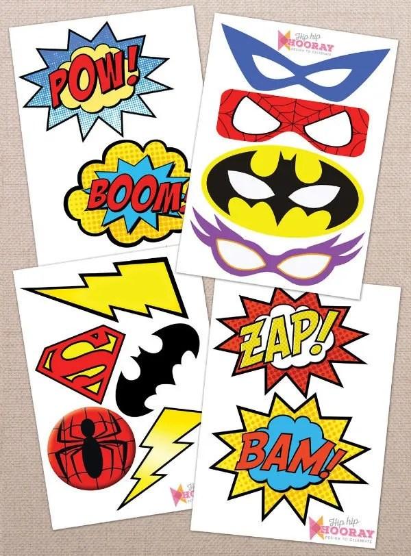 superhero-party-free-printable