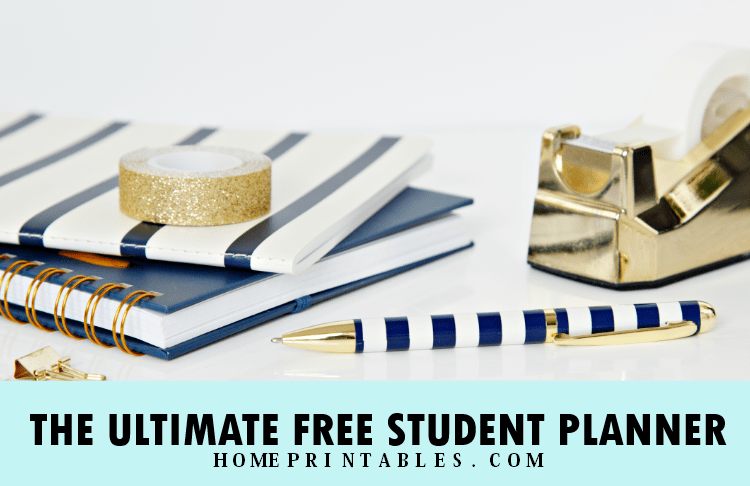 Free Student Binder Printables: 33+ Amazing Pages!