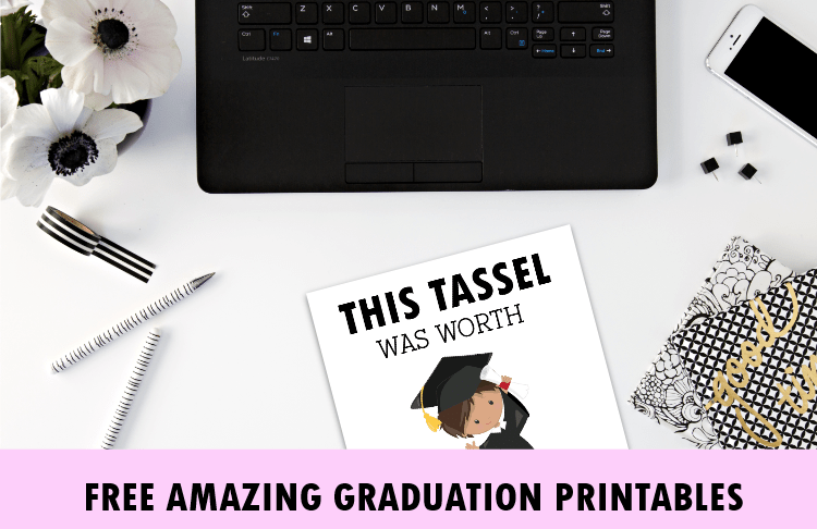FREE Graduation Templates: 12 Graduation Printables and Posters!