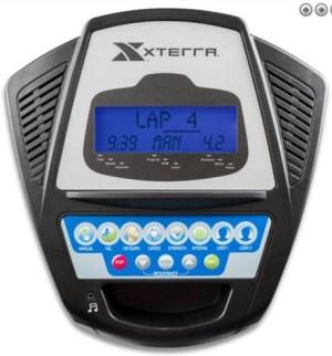 XTERRA Free Style 4.0e Display