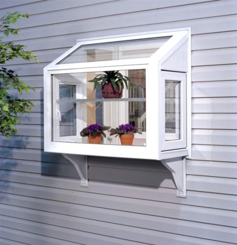 Kitchen Garden Window - Photo Trend & Ideas