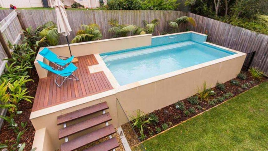 Best Swimming Pool Ideas For Small Yards