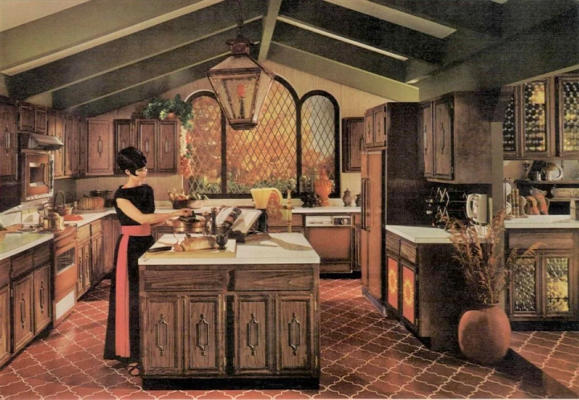MidCentury Modern Styles You Never Knew Existed Home Rebellion - Mediterranean style kitchen