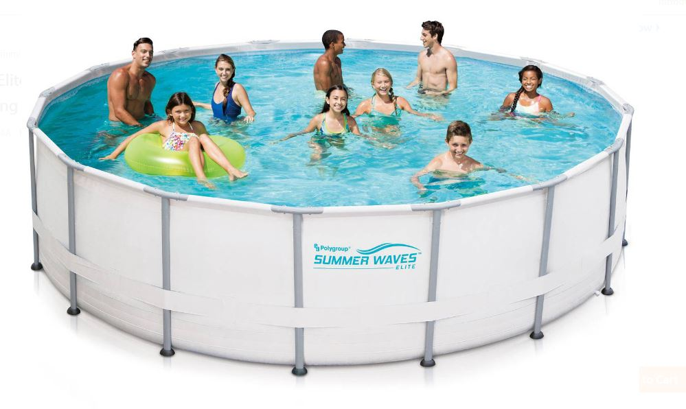 Above ground swimming pools researching the best and for Purchase above ground swimming pool