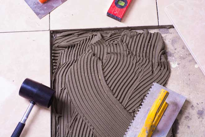 Tile Floor Underlayment Options 101