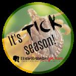 It's Tick Season!