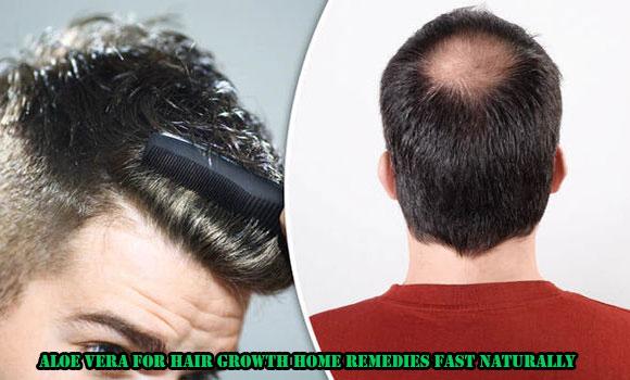 Aloe Vera For Hair Growth Home Remedies