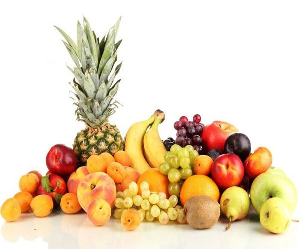 Fruits  for teeth whitening naturally at home