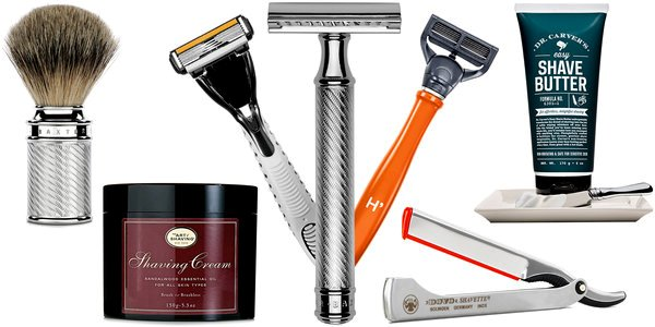 Use Proper Shaving Products