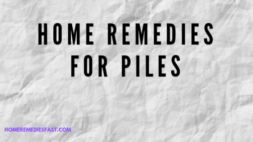Home-remedies-for-piles