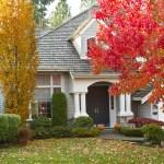 Fall house