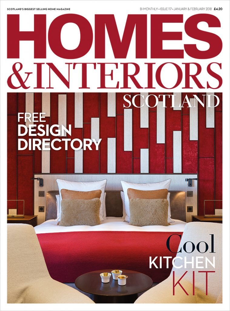 Homes & Interiors Scotland issue 117