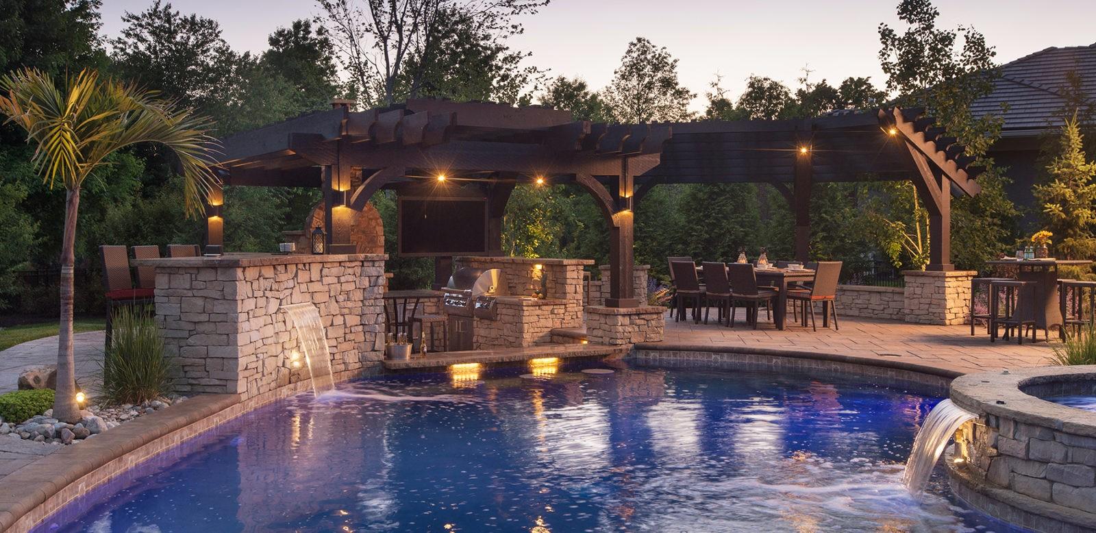 Tropical Paradise Kansas City Homes Amp Style