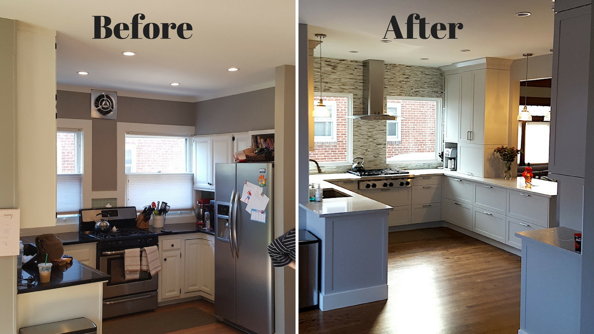 3 Amazing Kitchen Remodel Ideas - Homes By Christian ... on Kitchen Remodeling Ideas  id=64139