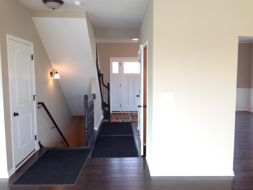 New Homes for Sale Joliet IL - Cambridge Entry Hall