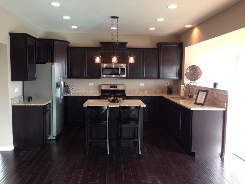 New Homes for Sale Joliet, IL - Cambridge Kitchen