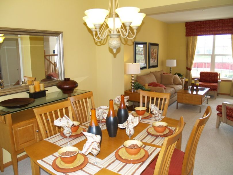 New Home Model Savanna - Dinning Room