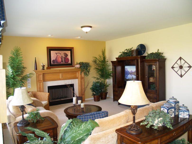 New Home Model Biltmore - Family Room