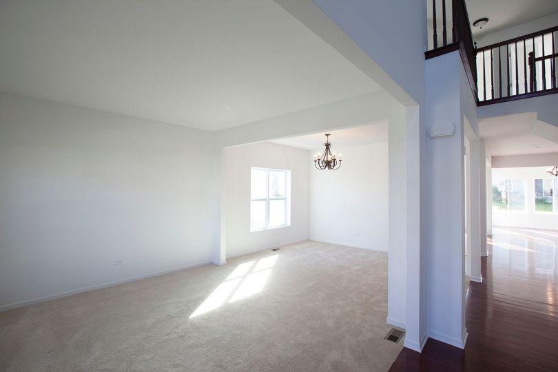 New Home Model Camden - Living & Dining Room