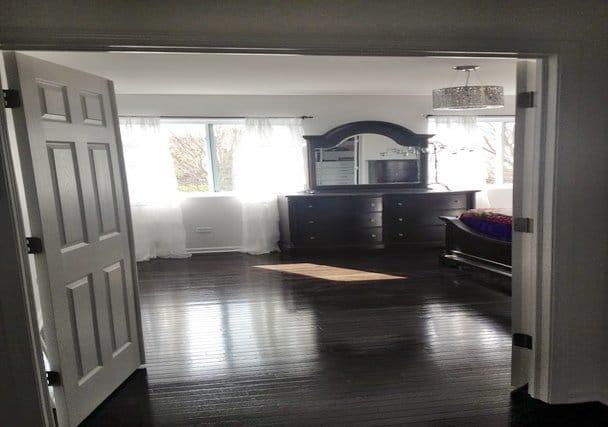 joliet home builders in Joliet IL - Bristol Master Bedroom Entry