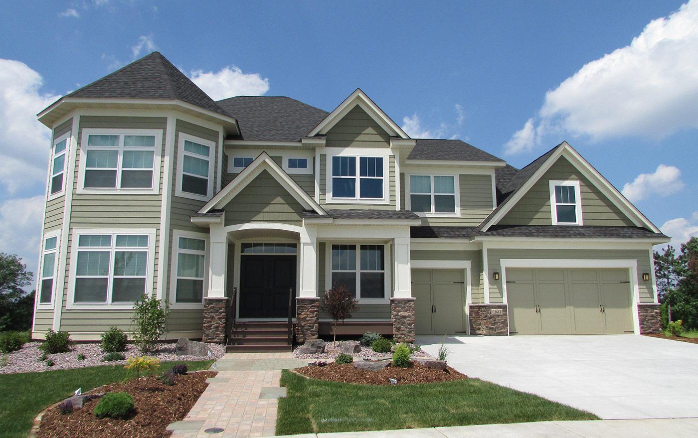 Custom Home Builders & New Home