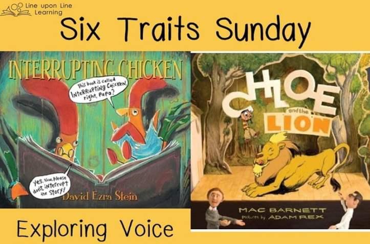 six traits sunday voice