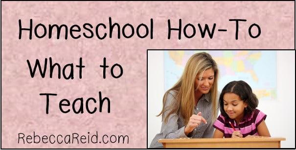 what to teach