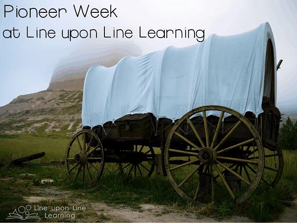 pioneers week