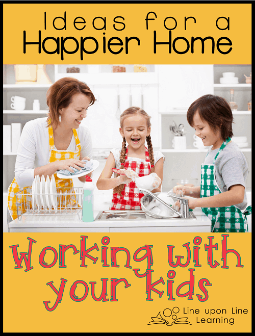 working with your kids