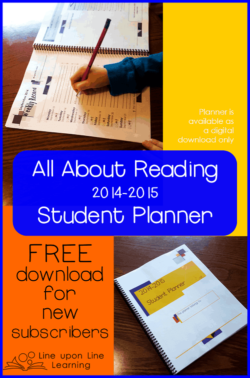 planner free download for subscribers