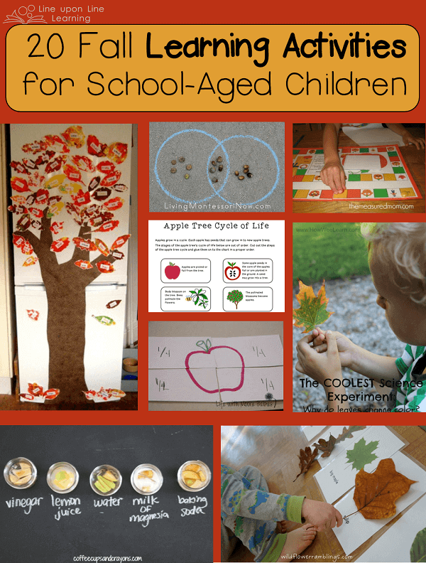 learning activities for school aged children-2