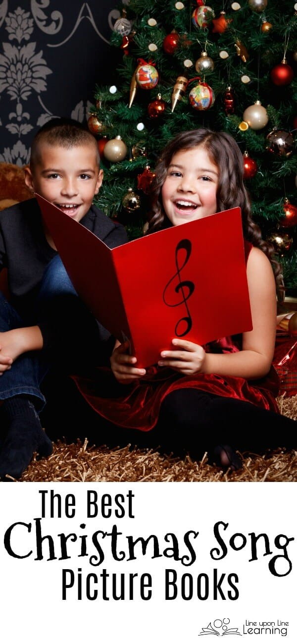 If you love Christmas carols all year round, these Christmas songs picture books will just make your day. I love to read children's books with Christmas songs, and these are my favorites.