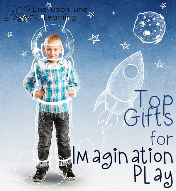 Top Gifts for Imagination Play